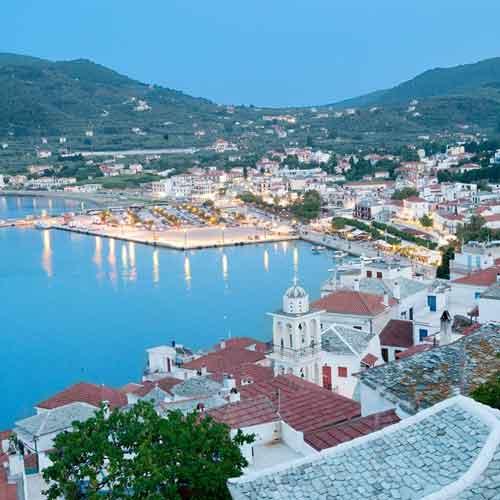 Vacanta Insula Skopelos